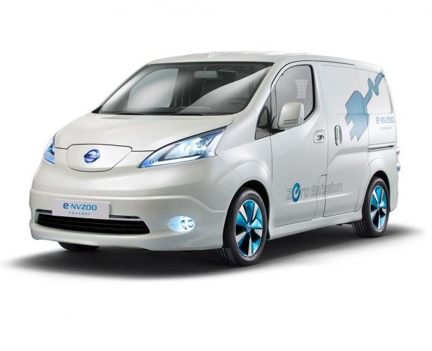 Nissan e-NV200 Cargo Van