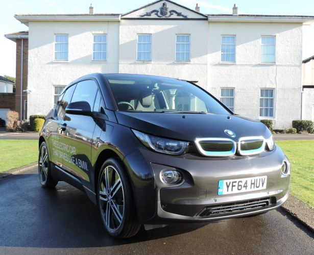 BMW i3 Road Test Review