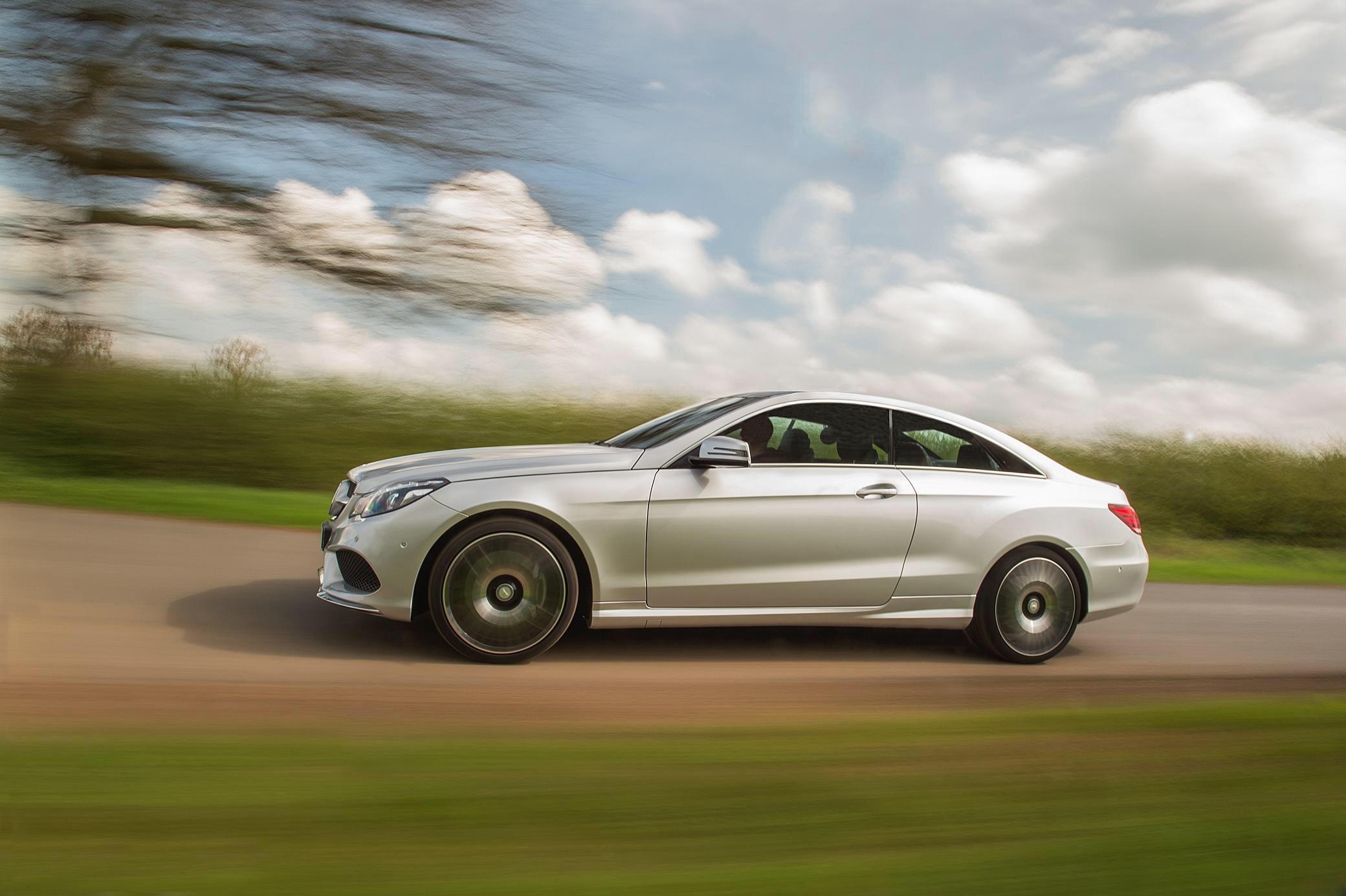 Car Dealers Glasgow >> Eco Mercedes Benz E-Class Blue Efficiency