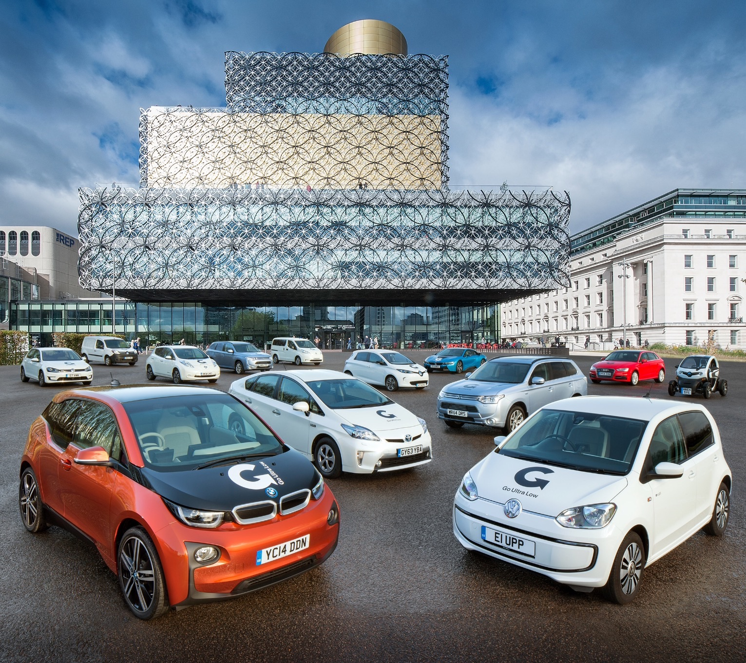 Used Car Dealers Leicester >> Record number of buyers go for Electric, Hybrid and Eco Cars