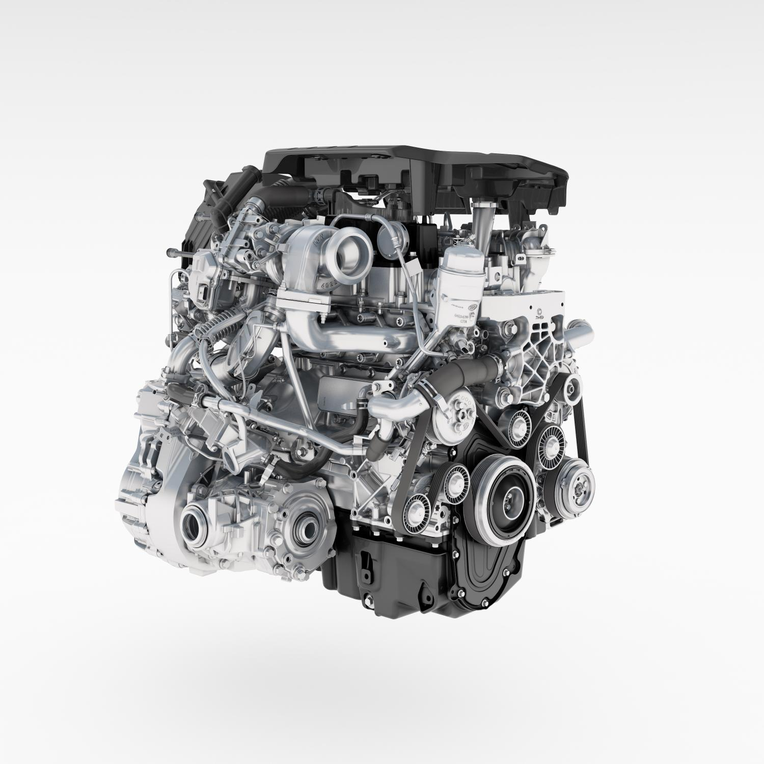 Land Rover Release New Fuel-efficient Ingenium Diesel Engine