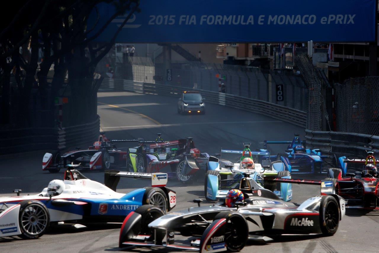 Car Dealers Glasgow >> FIA Formula E Championship Race Report Round Seven Monaco