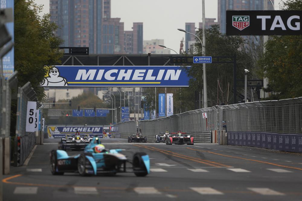 Fia Formula E Championship Season 2 Round 1 Beijing
