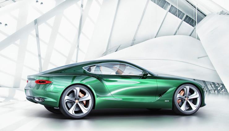 Luxury Vehicle: Bentley Challenge Tesla To Be King Of The Luxury Long
