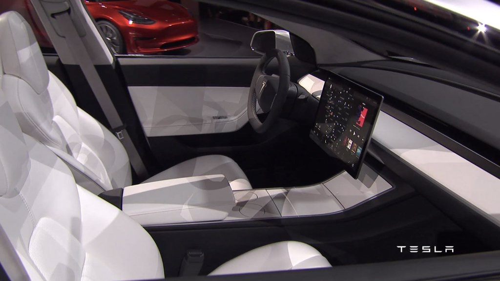 Tesla Model 3 Release Date Specs And The Future Of I