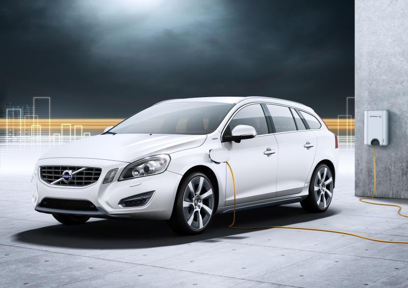 A Cheaper    Volvo       V60    PHEV to Be Rolled Out For the European Market