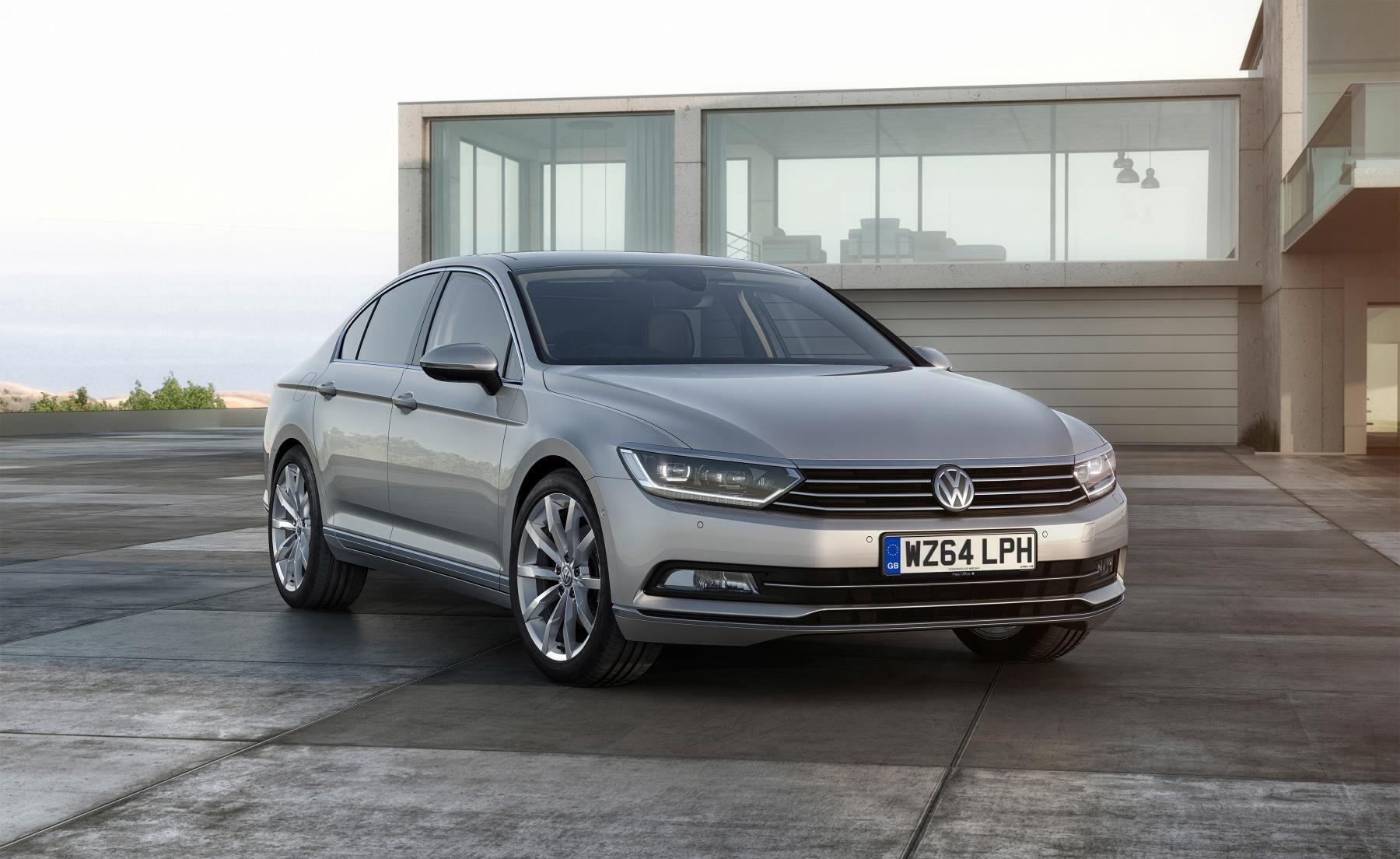 Volkswagen S New Efficient And Cleaner Eco Passat Set To
