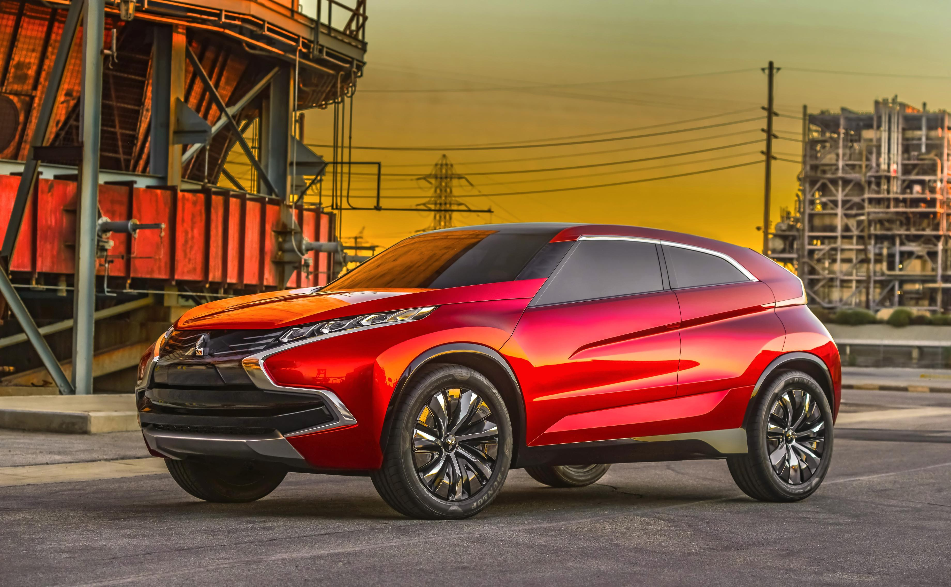Mitsubishi release details and pics of driver-focused XR-PHEV hybrid