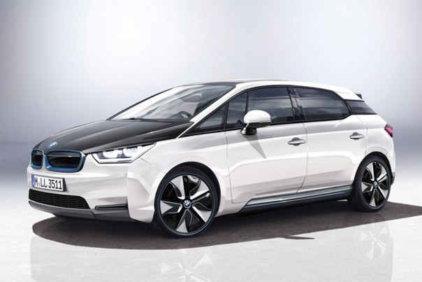 Bmw I5 Plug In Hybrid Electric Car For Sale Uk