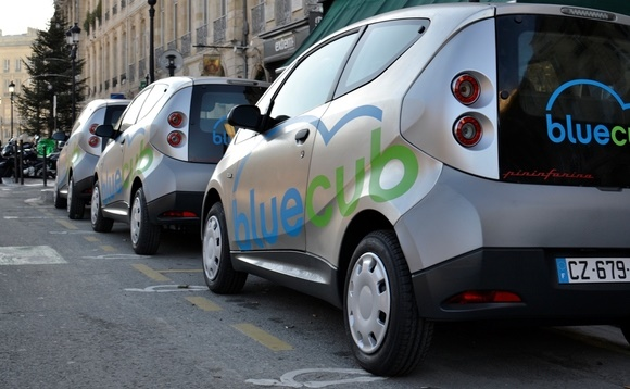 Hire or Rent an Electric Car