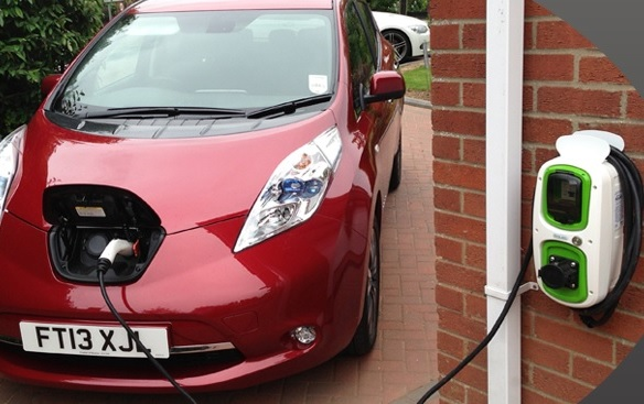 Electric & Hybrid Car Charging Government Incentives