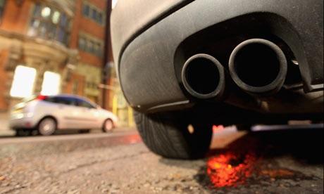 Pollution Carbon Emissions