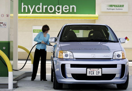 Hydrogen Cars Best Vehicles