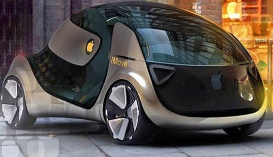 apple electric car Icar Concept