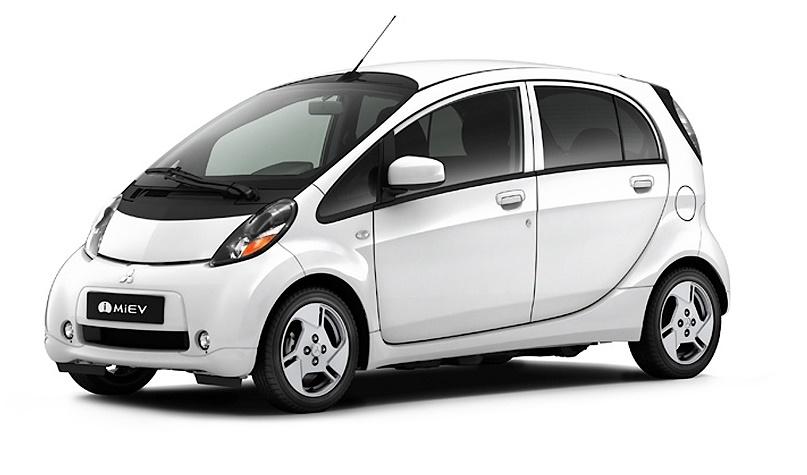 Make: Mitsubishi  Model: i-MEV
