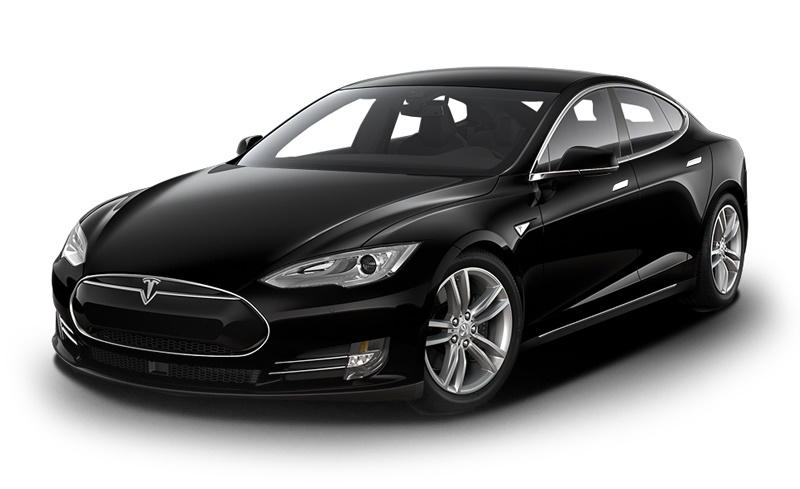 Tesla Model S electric car price comparison
