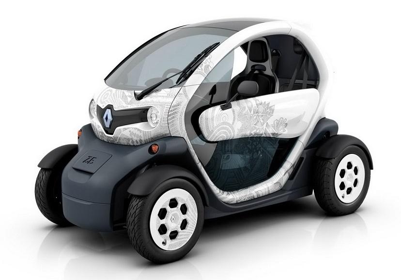 Make: Renault  Model: Twizy