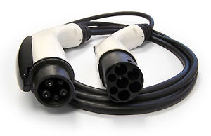 type 2 electric car charging lead