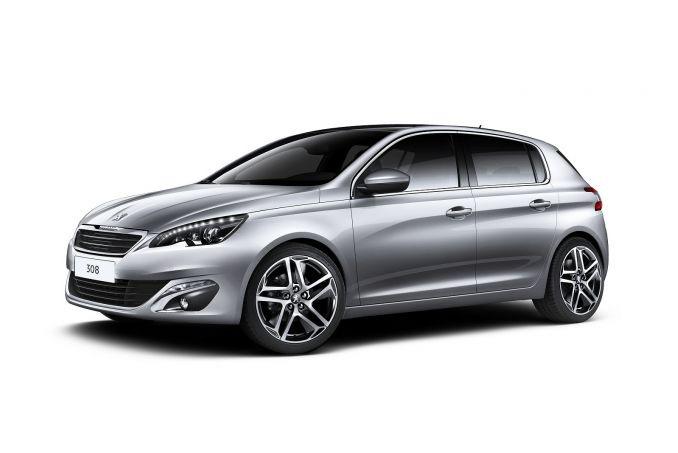 2nd: Peugeot 308 1.6 HDI