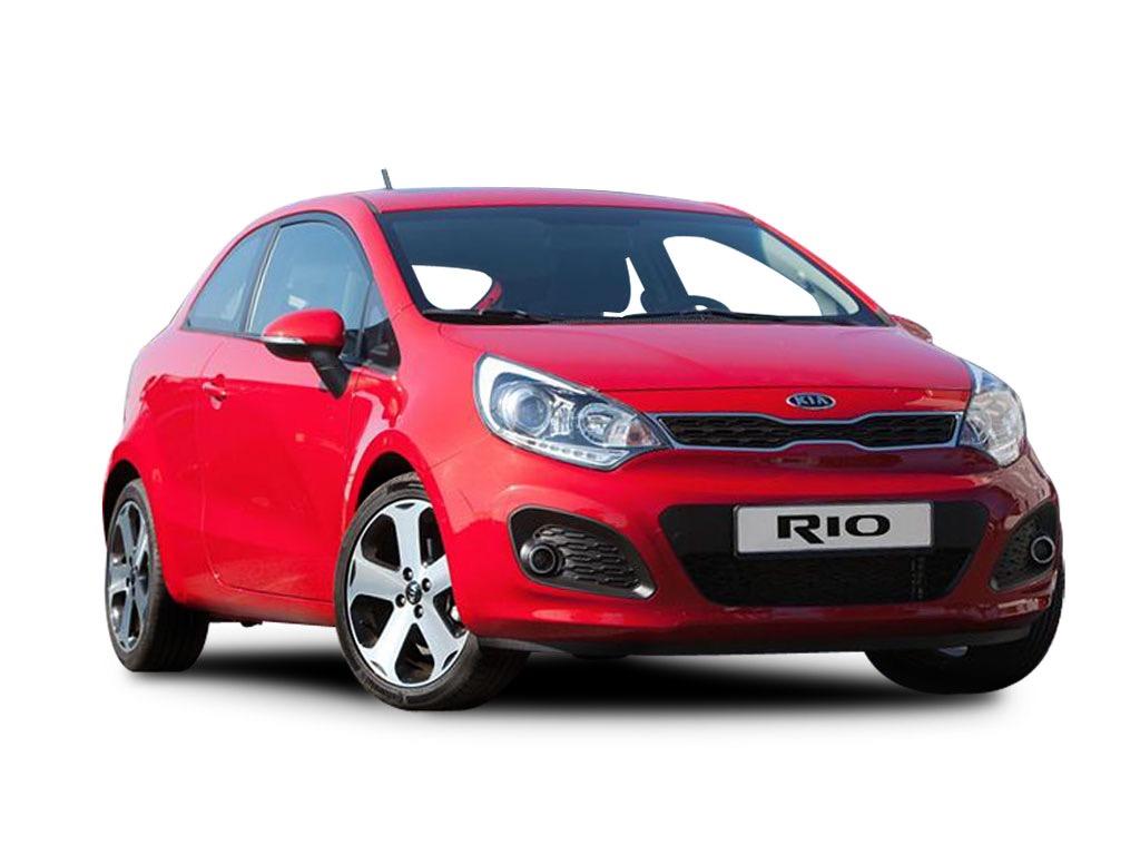 5th: Kia Rio 1.1 CRDI