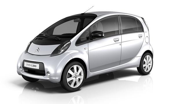 citron c-zero electric car