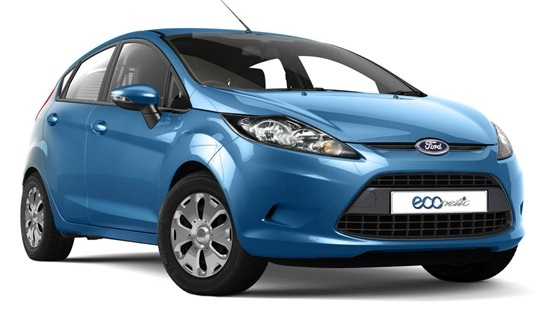 8th: Ford Fiesta ECOnetic