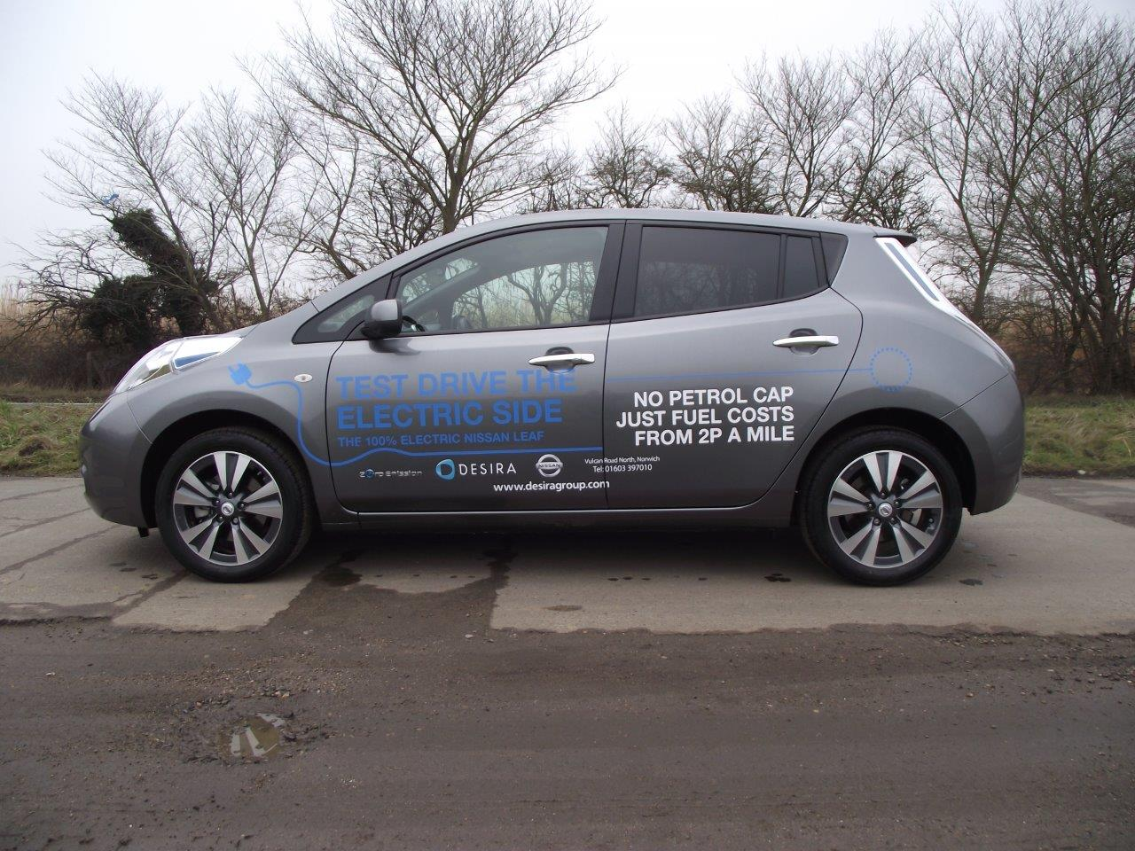 Nissan Leaf Road Test