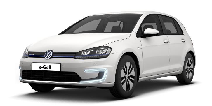 Make: Volkswagen  Model: e-Golf