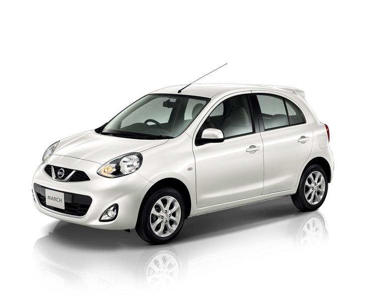 10th: Nissan Micra