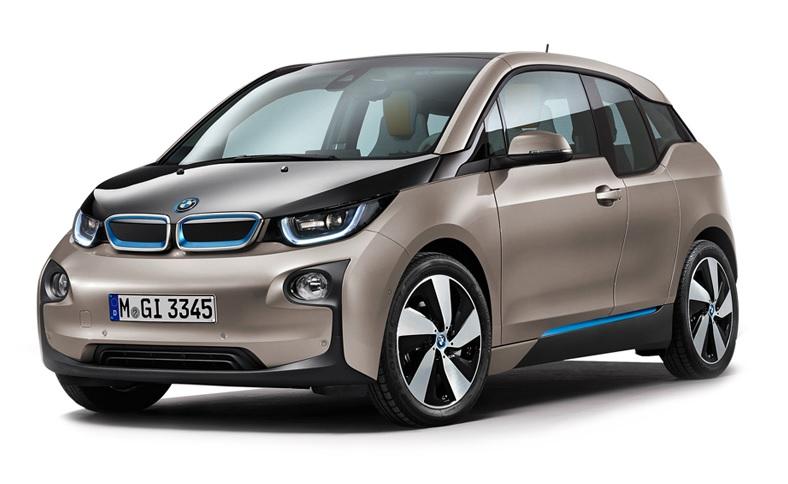 BMW i3 Range Extende