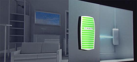 Tesla Powerwall Home Battery Energy Storage Uk