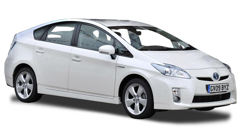 5th: Toyota Prius
