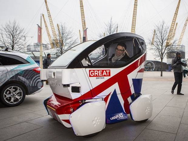 Driverless-car_london