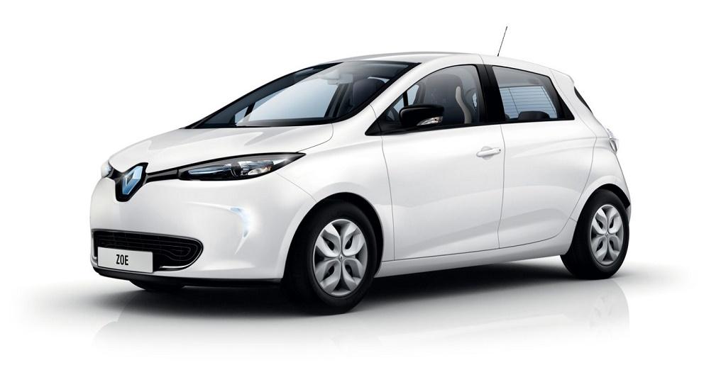 Make: Renault  Model: Zoe