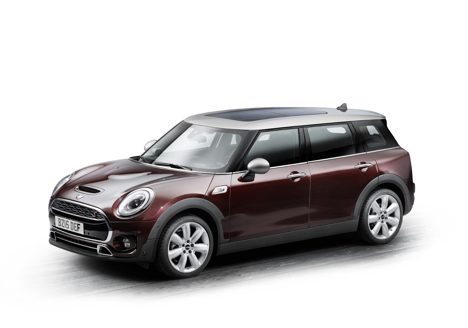 New MINI Clubman unveiled