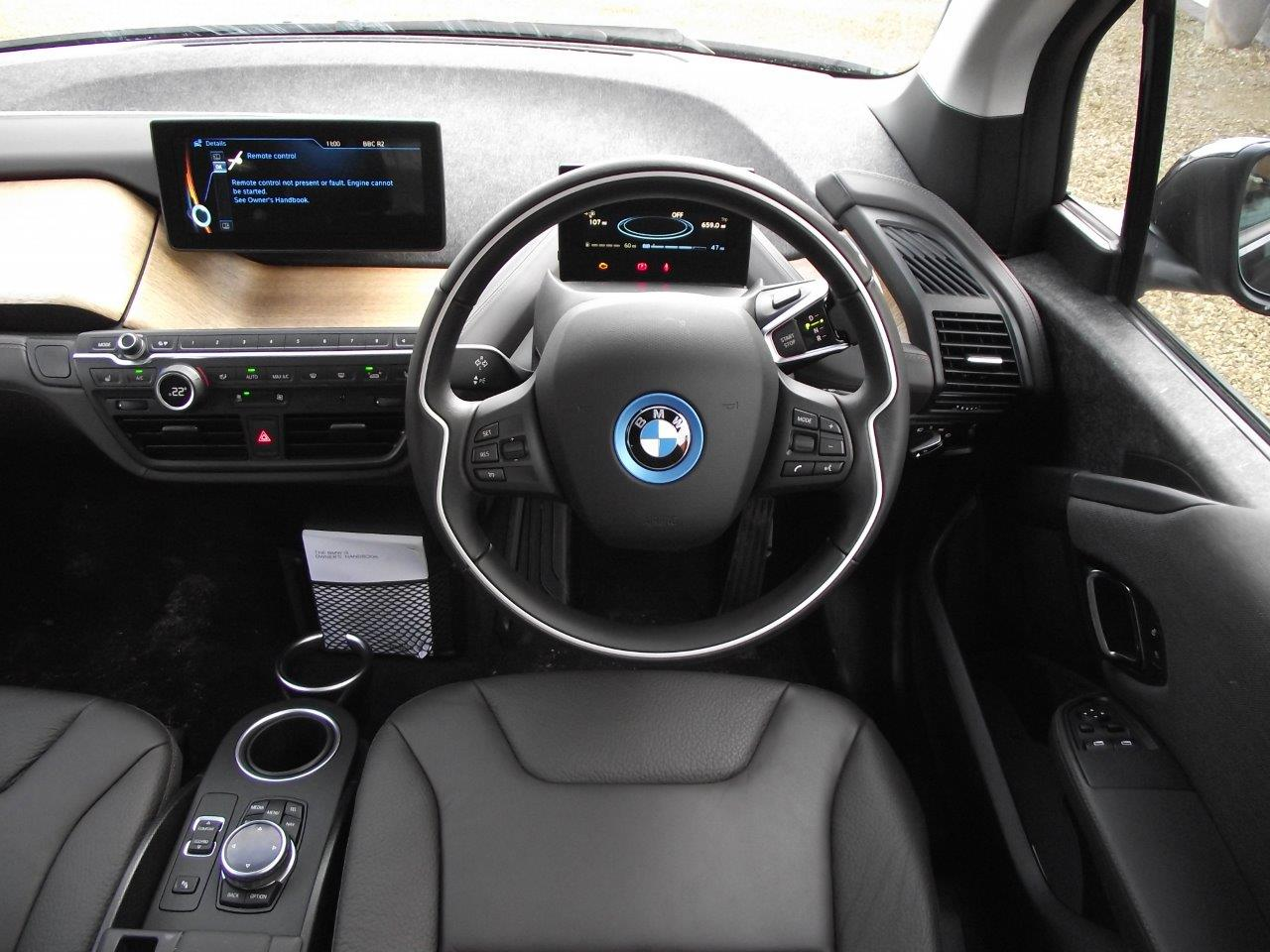 BMW i3 Road Dash Board