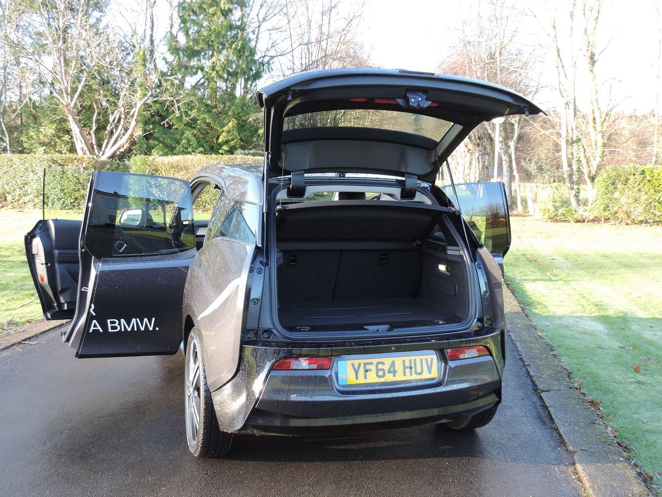 BMW i3 5 door hatch back