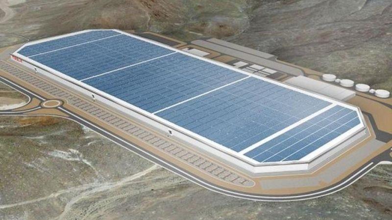 Tesla giga-factory