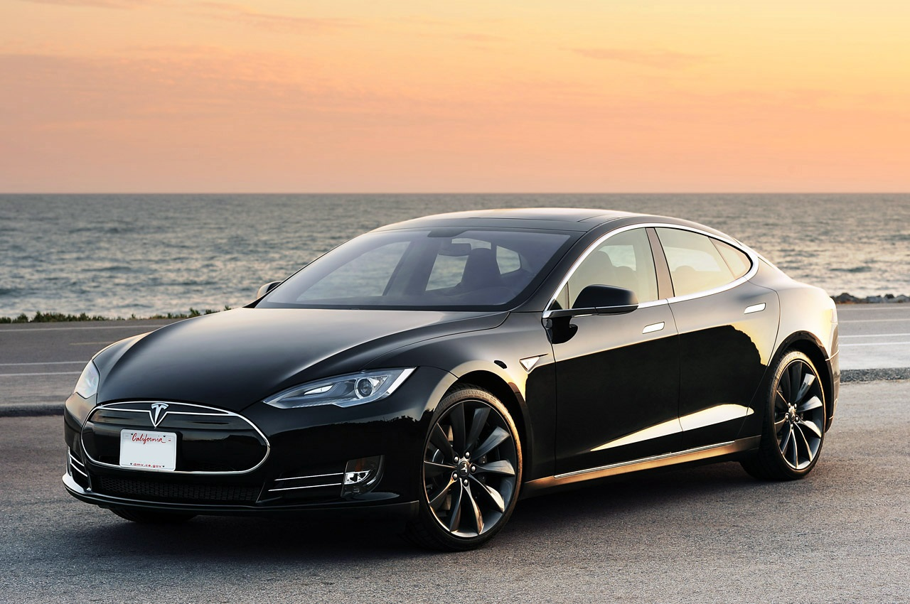 Tesla announces the Model D