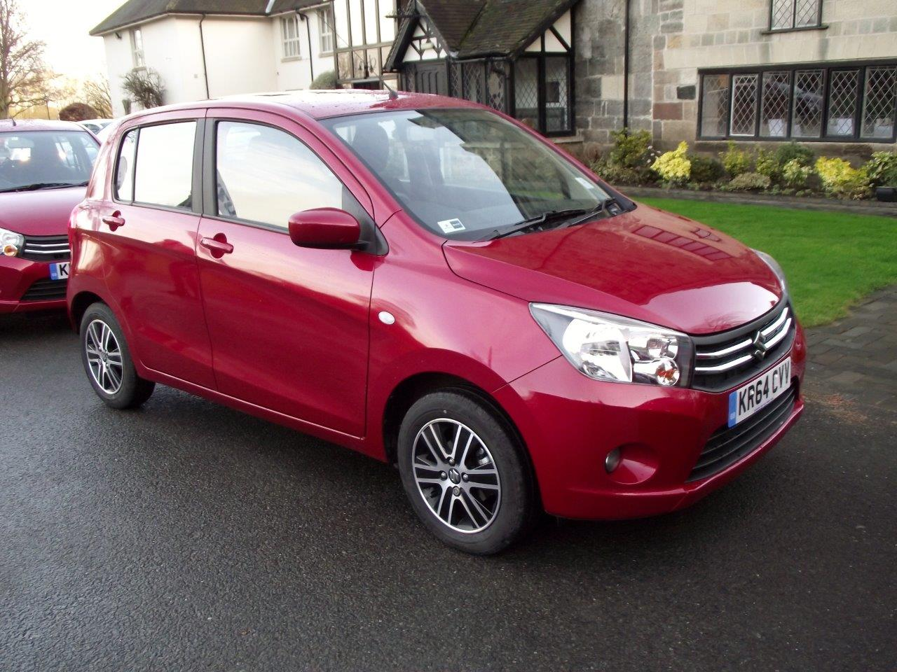 suzuki celerio road test review. Black Bedroom Furniture Sets. Home Design Ideas