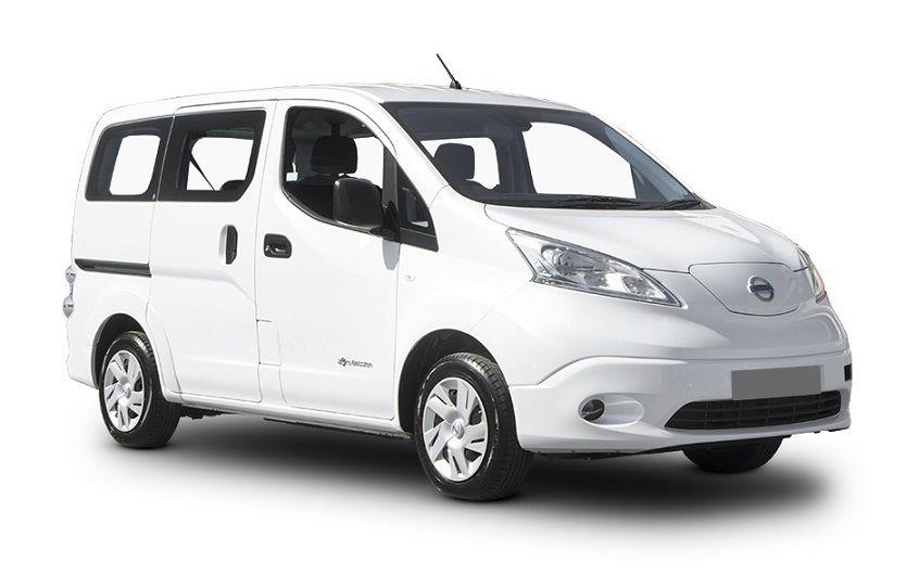 nissan e-nv200 electric van