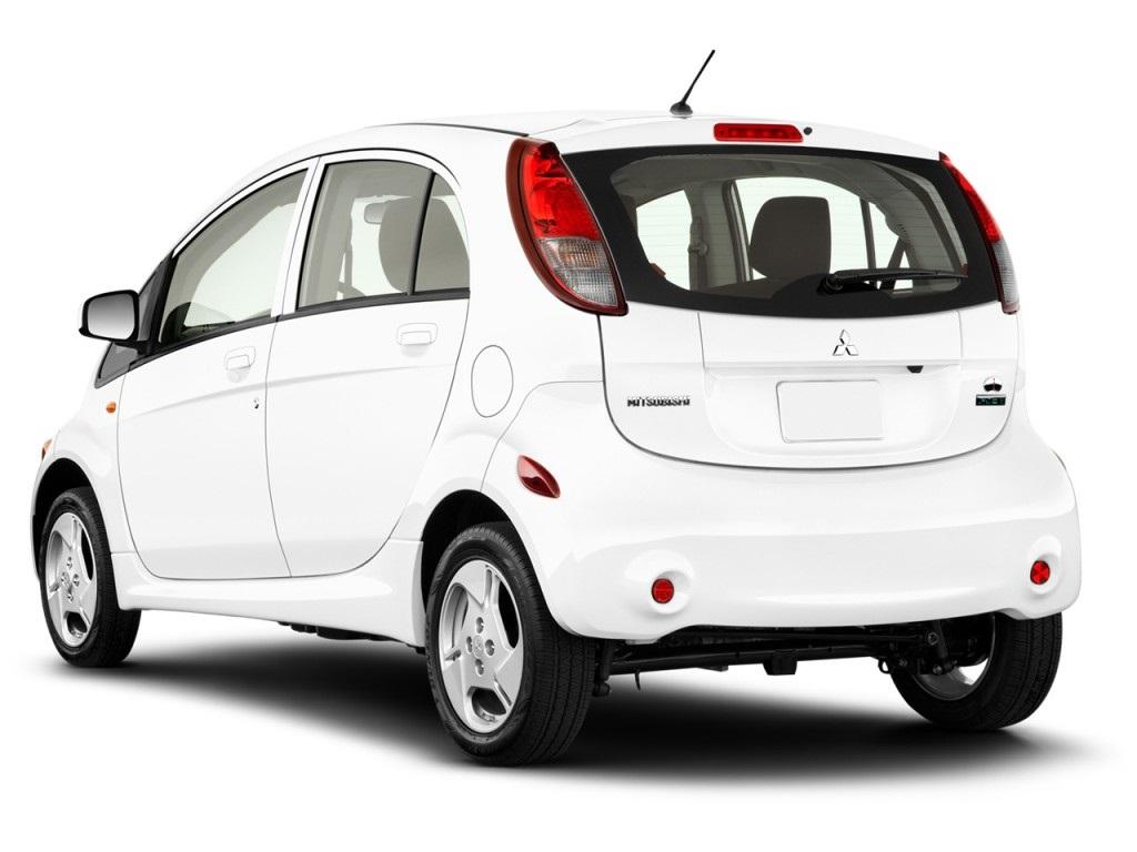 Mitsubishi I-MEV Electric Car