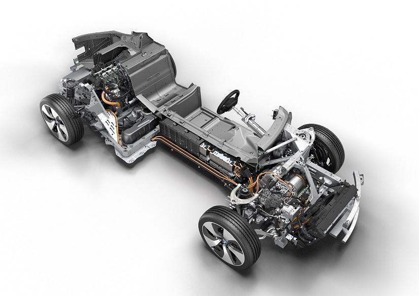 BMW I5 POWERTRAIN