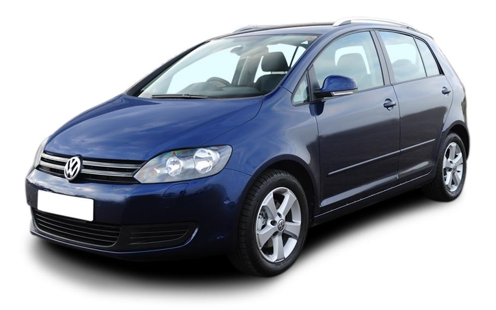 4th: VW Golf BlueMotion
